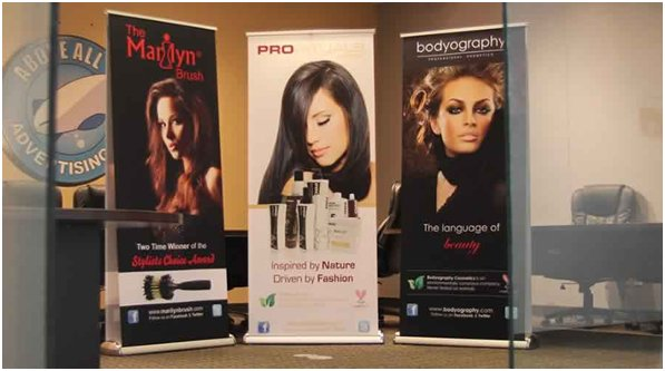 Double Sided Premium Retractable Banners