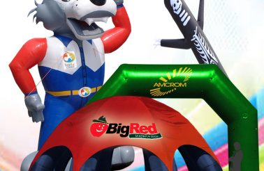 An Introduction to Advertising Inflatables