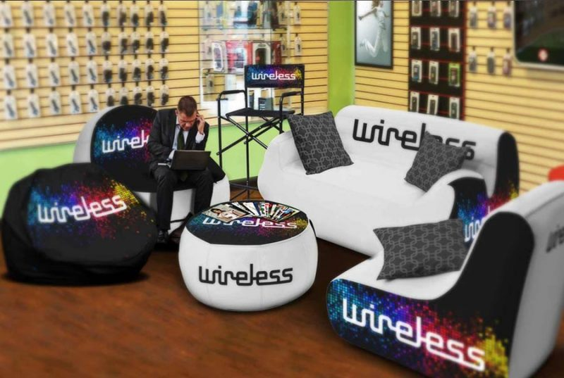 Design-Aire™ - Inflatable Furniture And Custom Seating