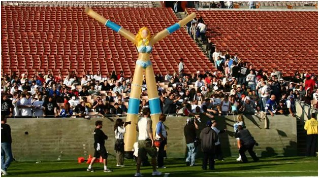 Sporting Event Inflatables