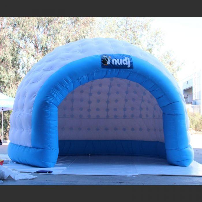 custom inflatable tents