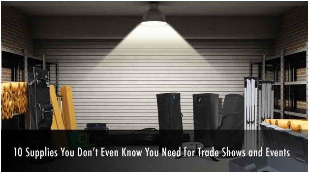 trade show events