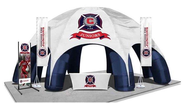 Spider Tent kit