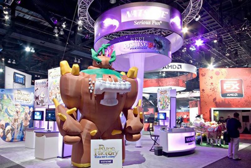 A Guide To The Types Of Trade Show Banners