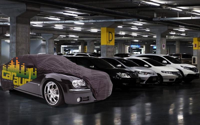 Custom Printed Car Cover