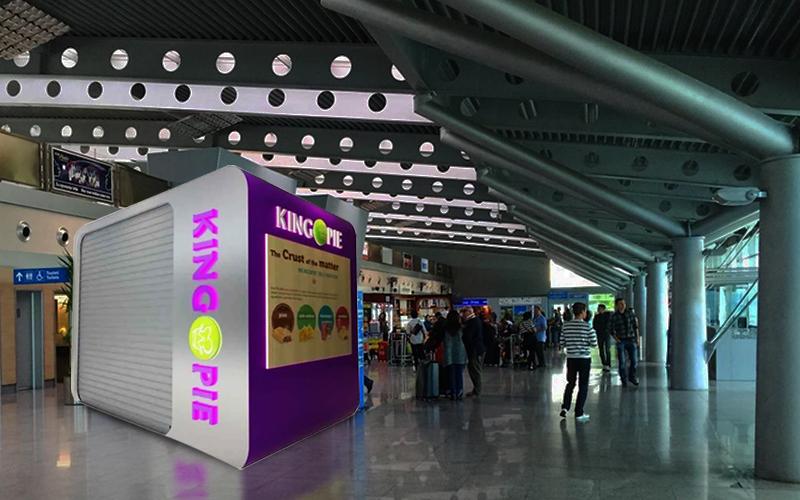 pods for cafes/restaurants